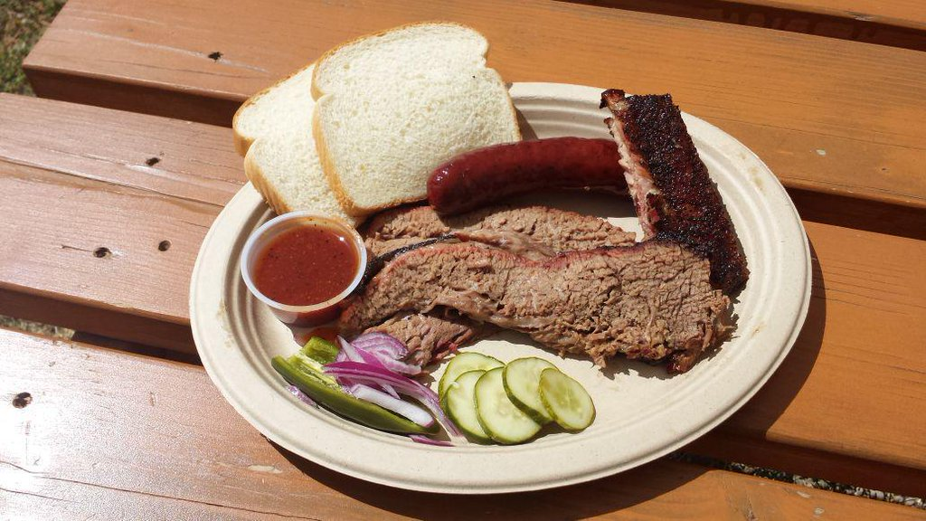 What people in Austin are eating Kerlin BBQ