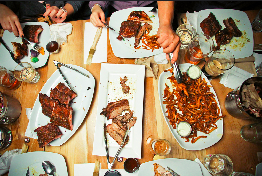 What Torontonians are Eating Barque