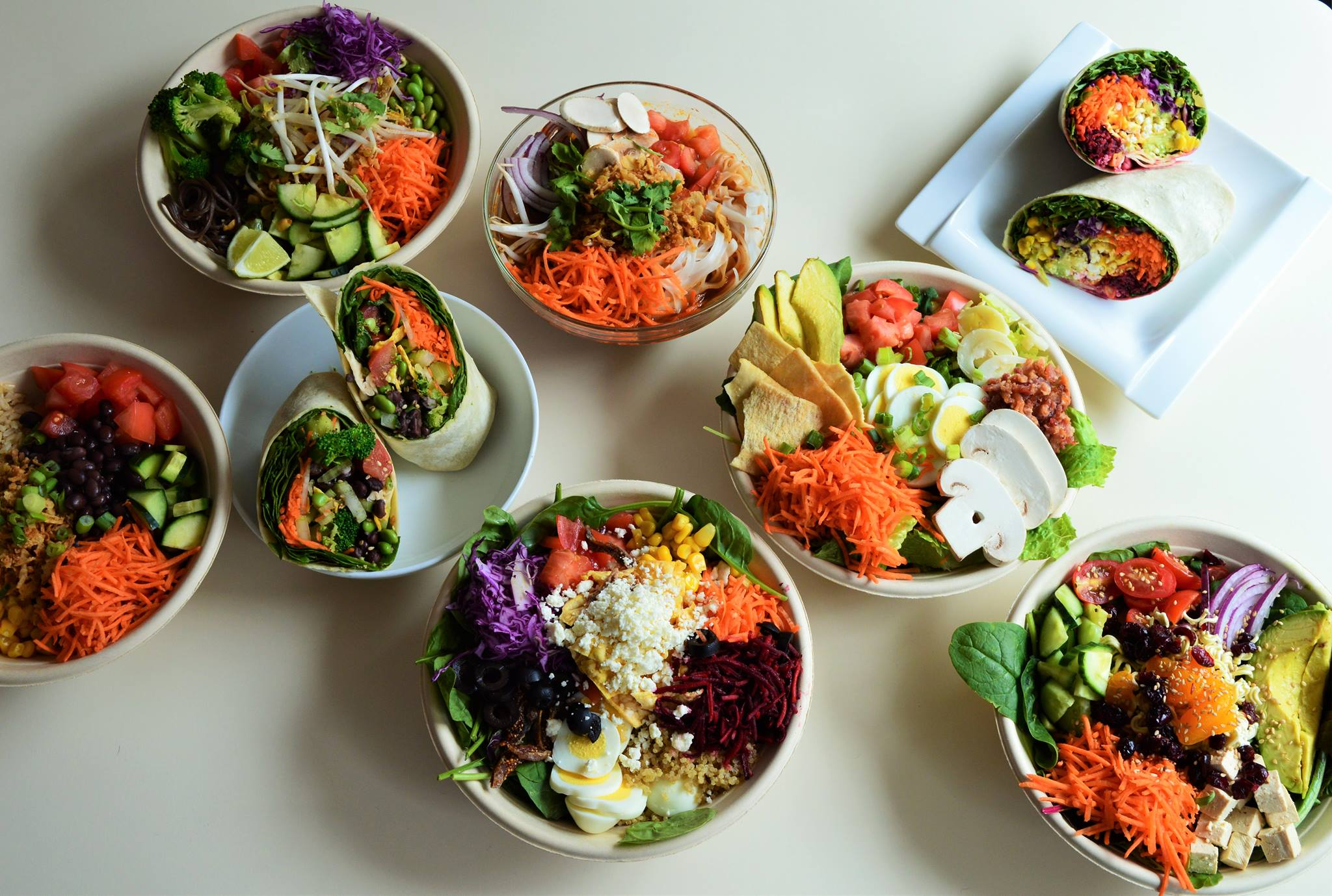 What Torontonians are Eating Aaamazing Salad