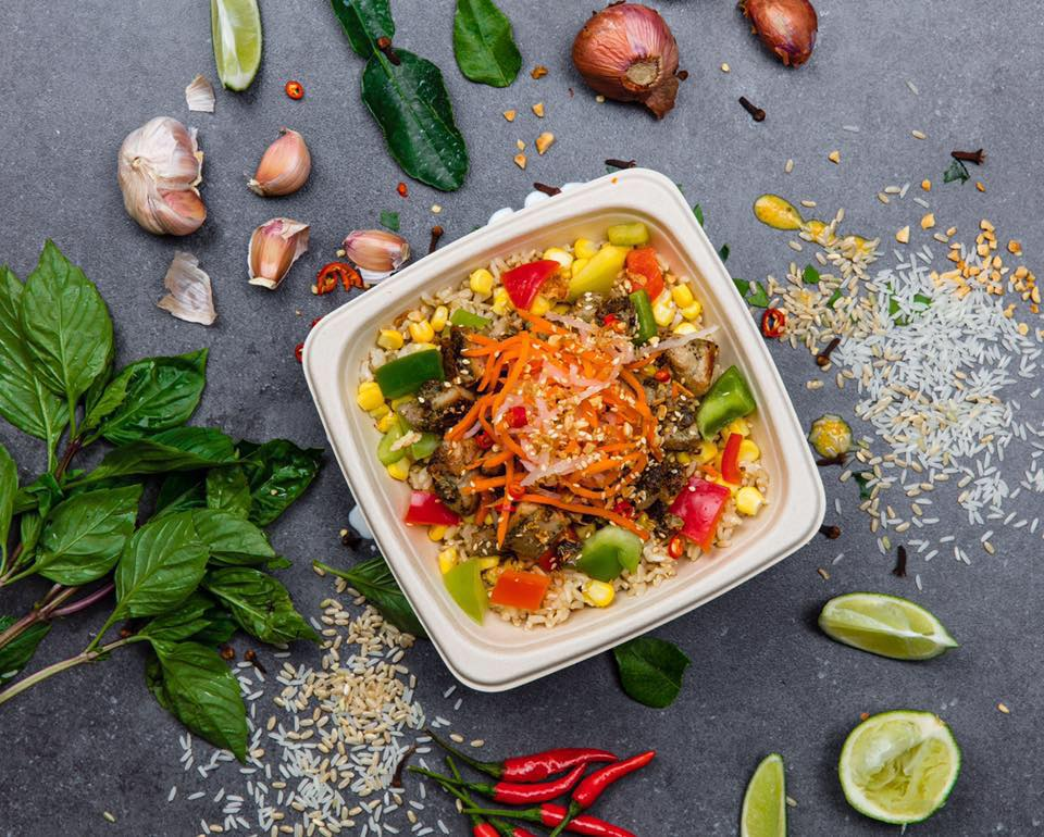 What Torontonians are eating Basil Box