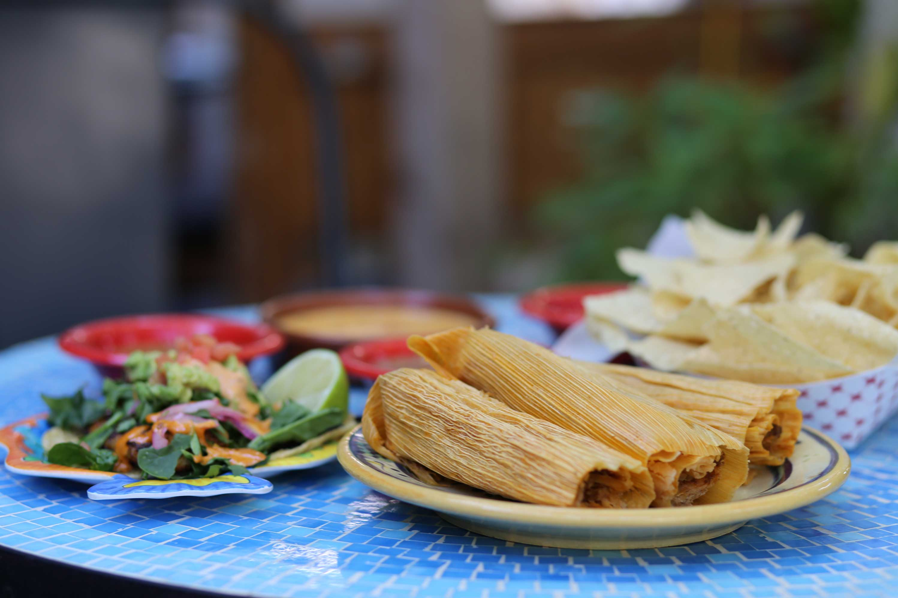 What People in Austin are Eating Tamale House East