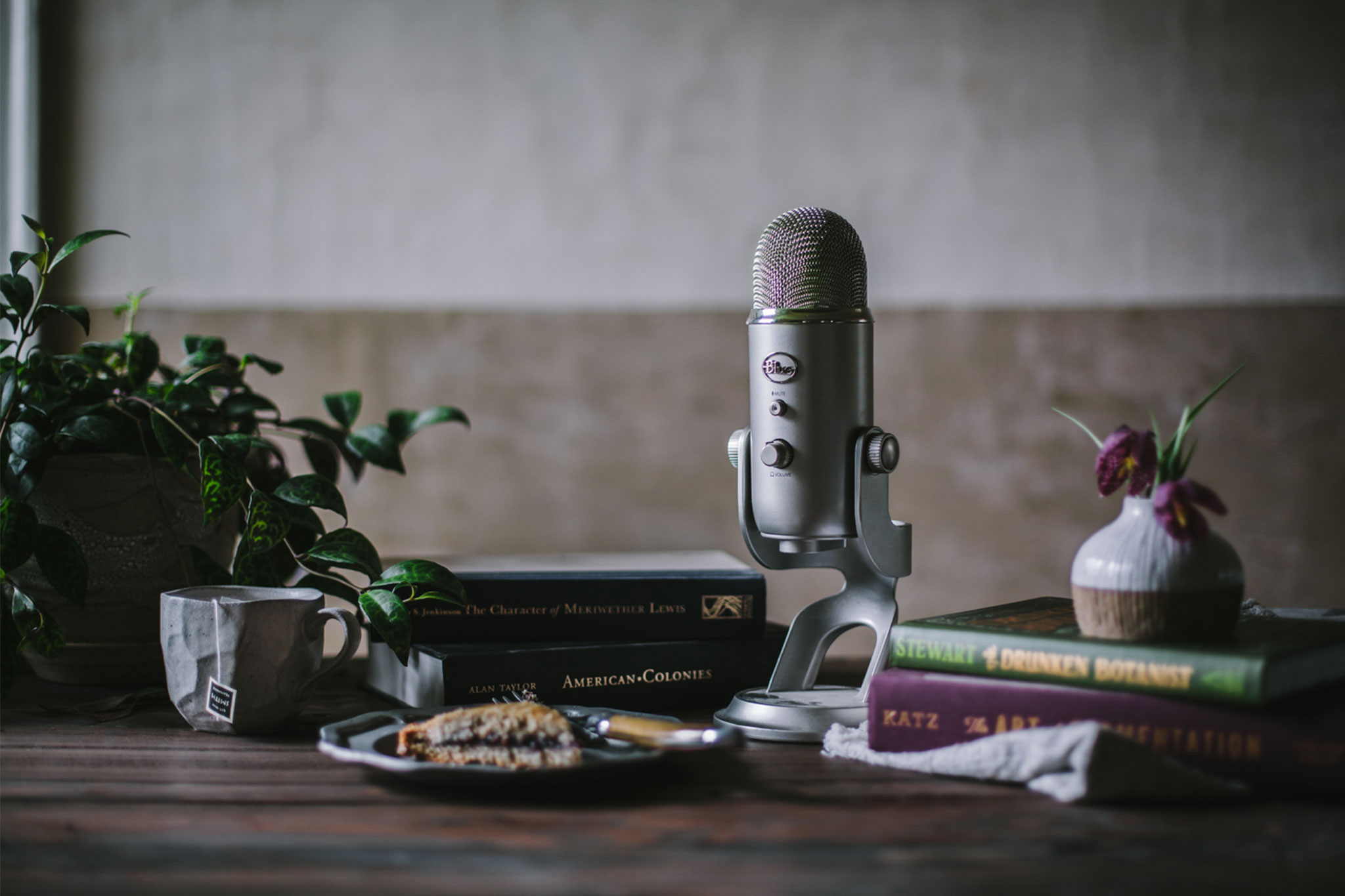 10 Food Podcasts You'll Be Hooked On
