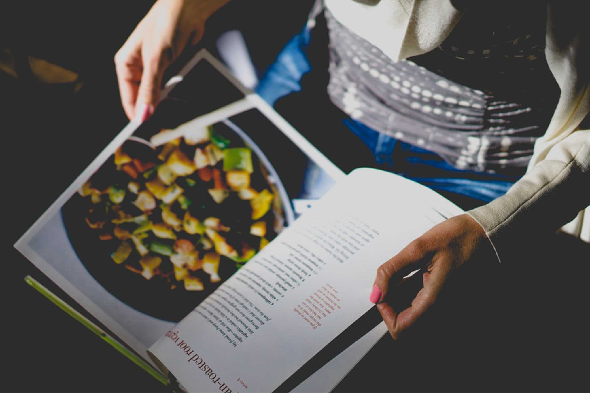 Foodee cities and our favourite cookbooks