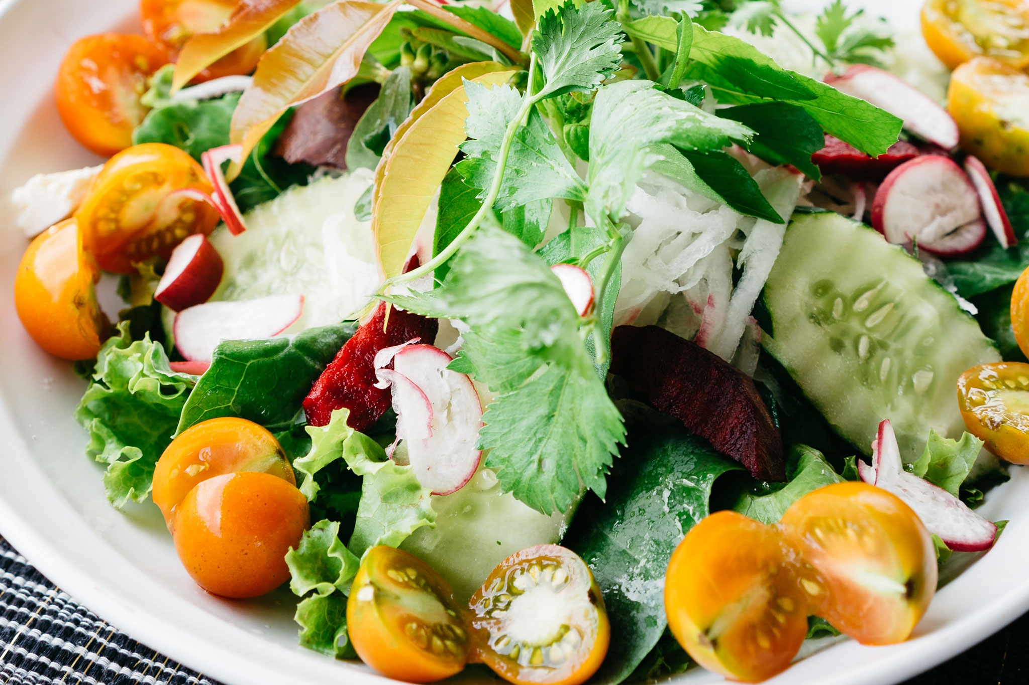 11 best salads for lunch delivery in Vancouver