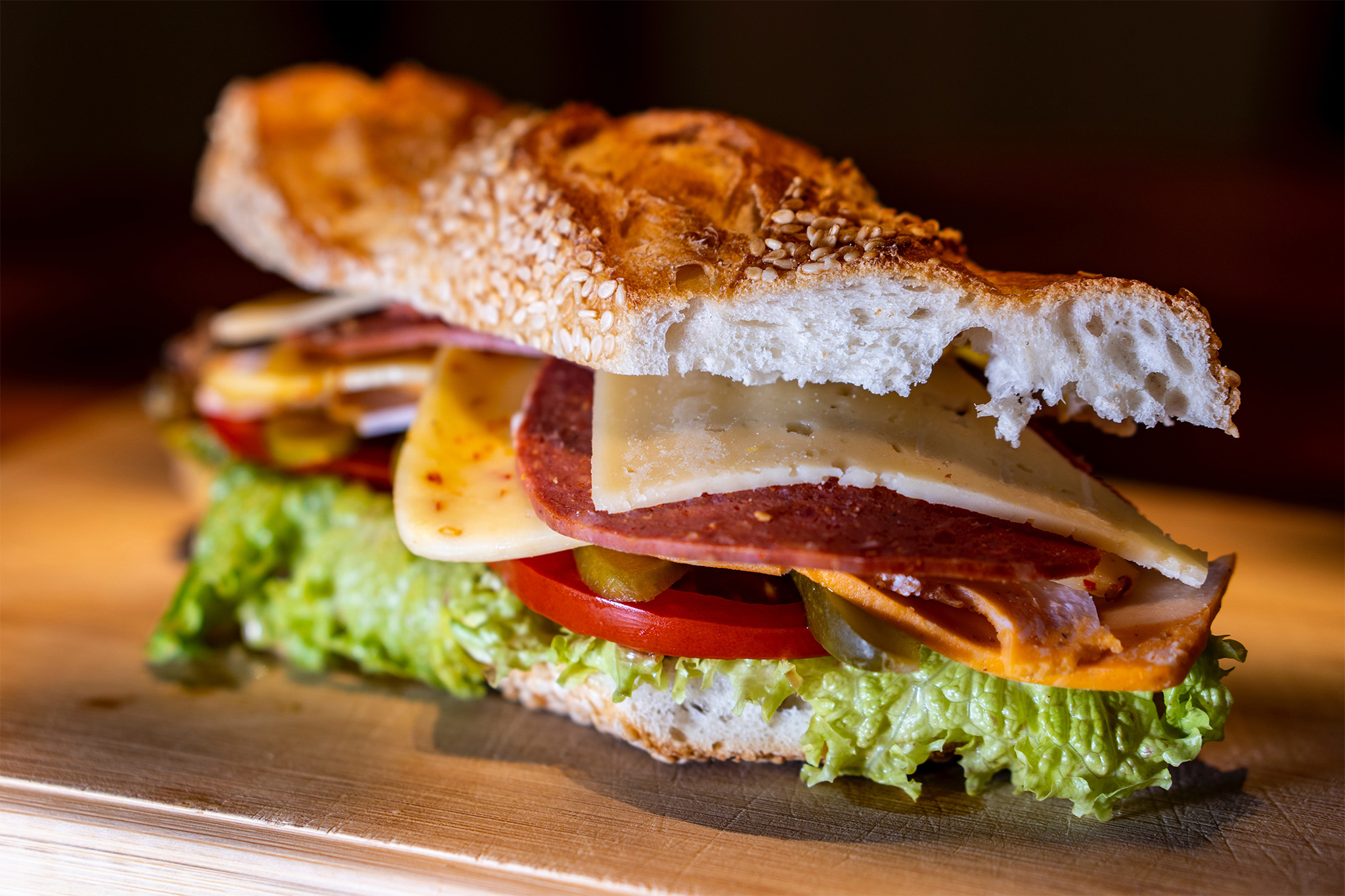 Top 20 sandwich delivery joints across America