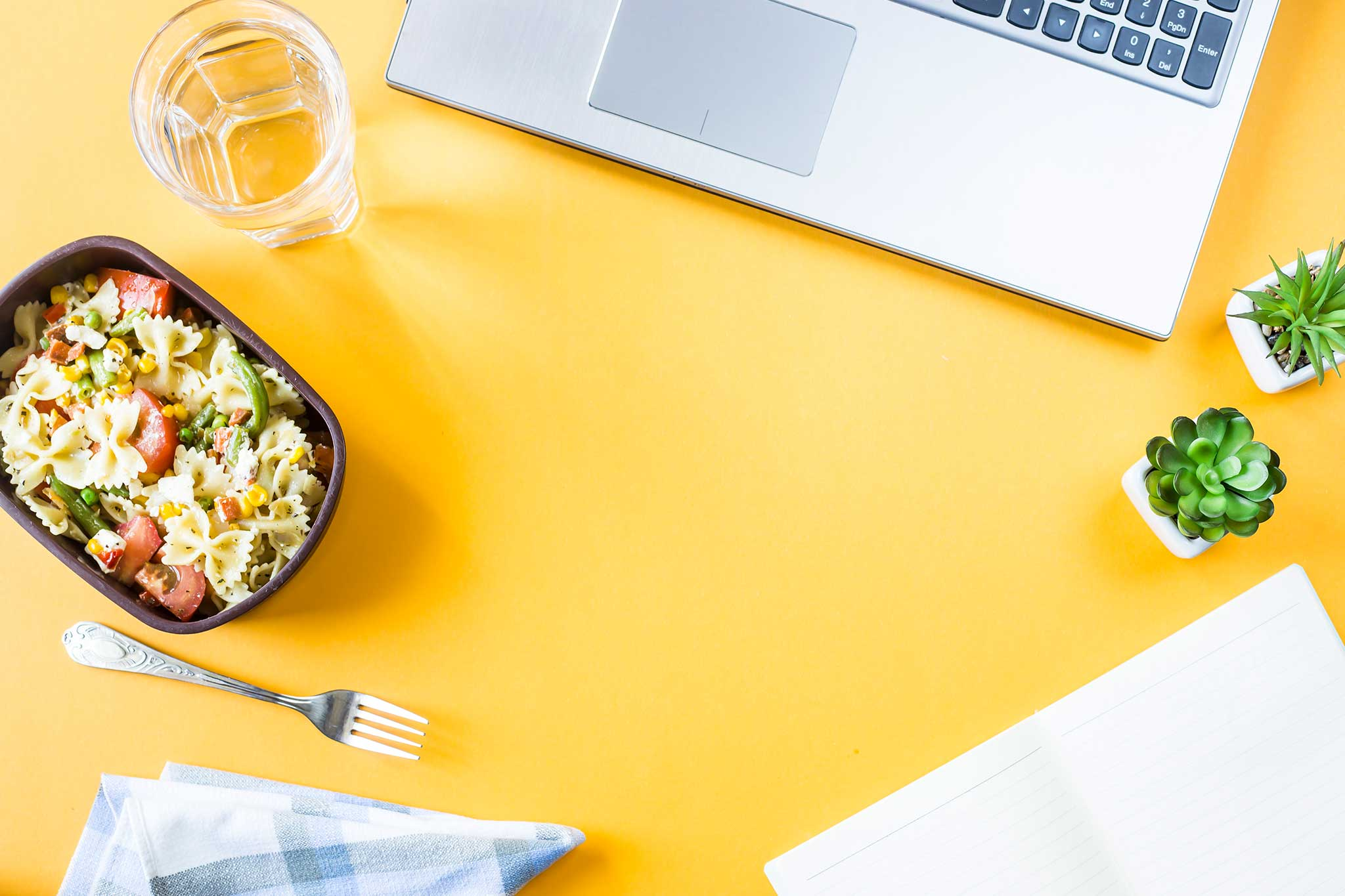 Meal planning tips for ordering office lunch