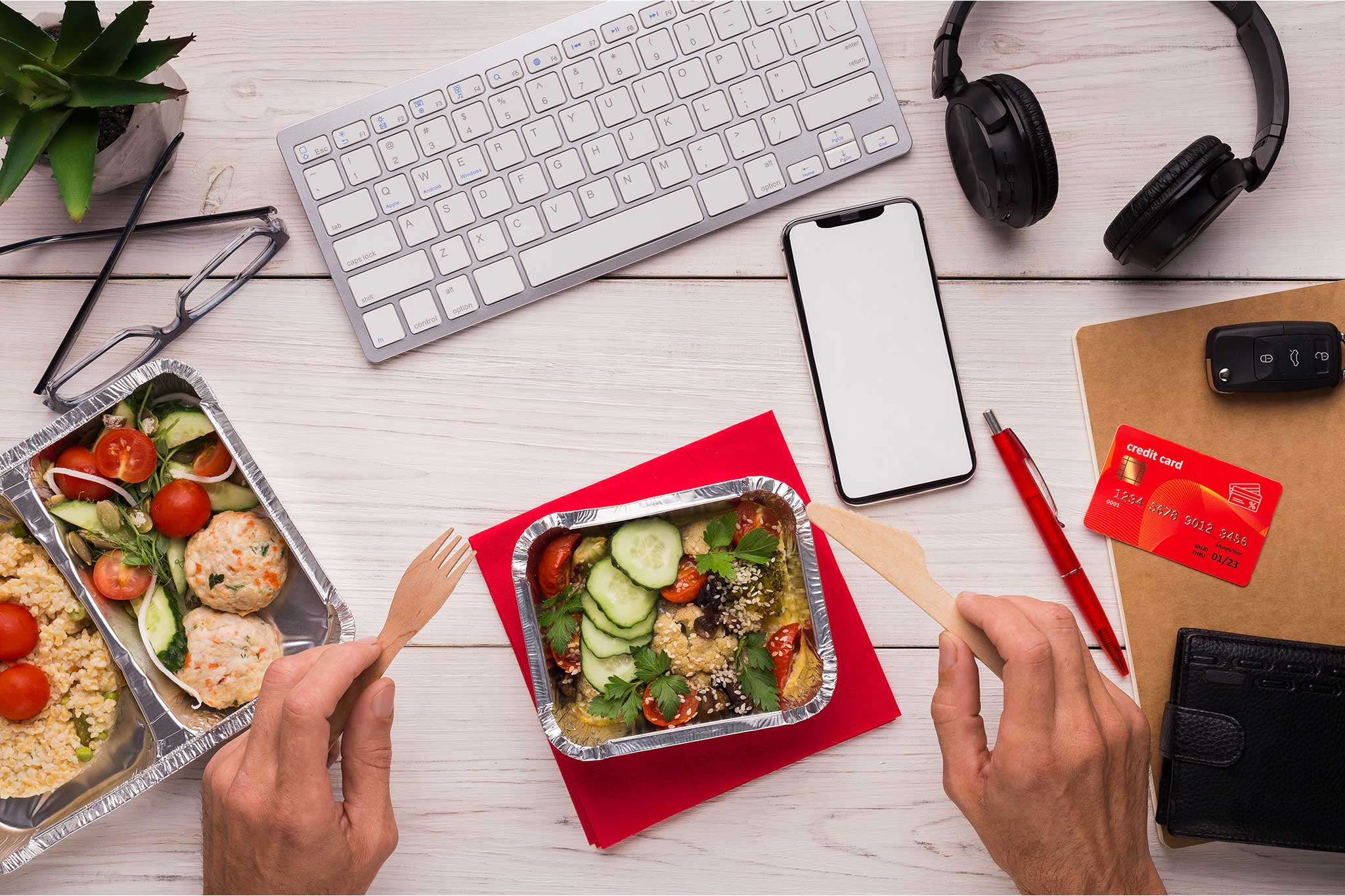 Delicious 9 to 5 office food delivery ideas