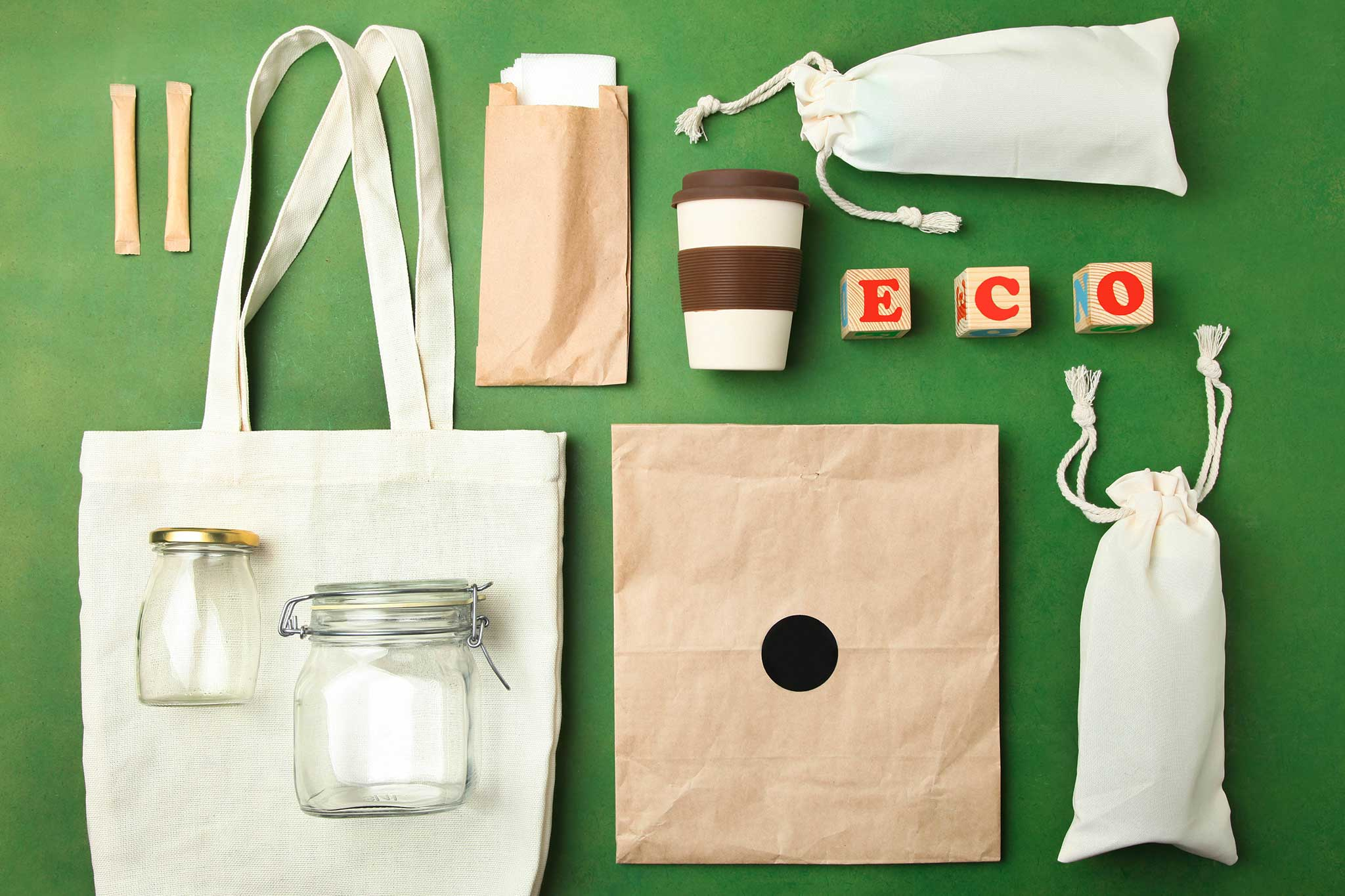 Zero waste 101—and tips for you and your office