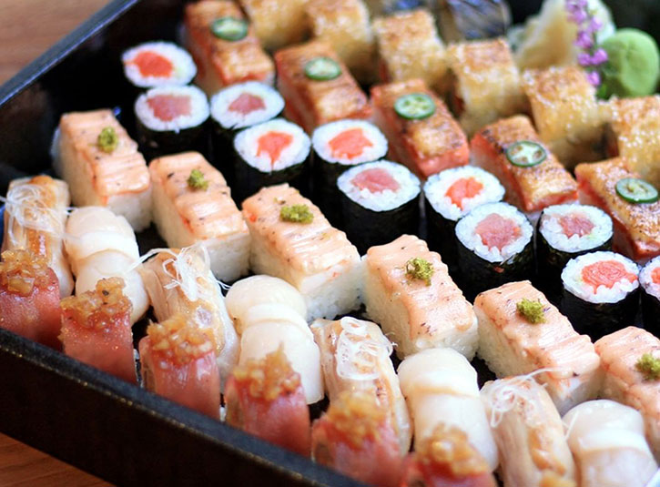 best sushi restaurants near your office