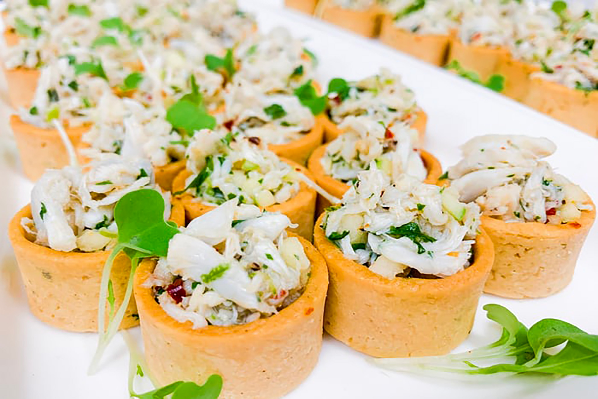 8 catered lunch ideas your team will love